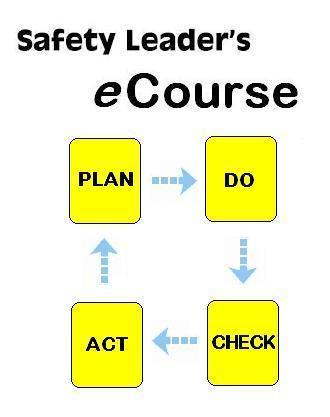 Safety Leader's eCourse - click on cover